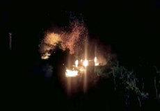 На межі містики: в Судилкові вкотре палав будинок