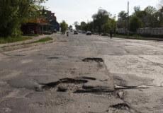 Ремонт на Старокостянтинівському шосе таки виконає ПП «МВМ-13»