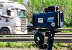 У березні на Хмельниччині водії понад 1000 разів перевищували швидкість руху