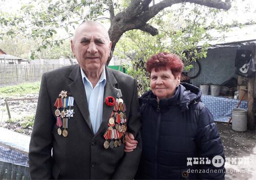 У Шепетівці до Дня Перемоги учасники війни отримали грошову допомогу