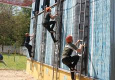 Юні шепетівчани здобули першість на Чемпіонаті області з пожежно-прикладного спорту