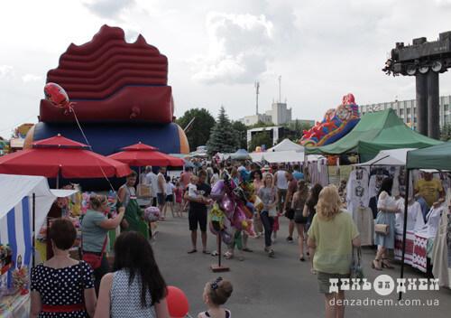 У День міста в Шепетівці проведуть ярмарок