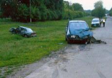 У автотрощі в Чотирбоках травмувався 43-річний чоловік