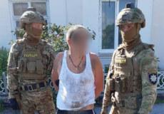 У Нетішині копи затримали кримінального авторитета на прізвисько «Брень»