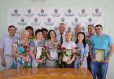 Очільники міста привітали медиків Шепетівського міського центру ПМСД