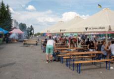 Вуличне приготування їжі на ярмарках у провінції ніхто не контролює
