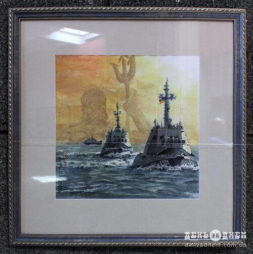 «Маленький кораблик..», присвячений Сергію Цибізову, причалив у Шепетівці