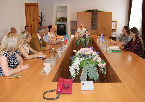 Хмельниччину з робочим візитом відвідала Посол Австралії в Україні