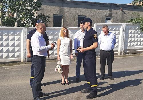 Кращого рятувальника Шепетівщини нагороджено грамотою Верховної Ради України