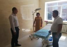 Відділення невідкладної медичної допомоги Шепетівської ЦРЛ ремонтують за кошти благодійників