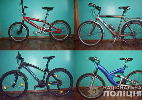 У Нетішині затримали серійного крадія спортивних велосипедів