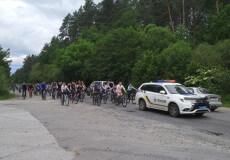 У Шепетівці 6 червня пройде велодень