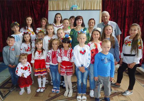 Молодше та старше покоління у Шепетівському районі провели народознавчі зустрічі