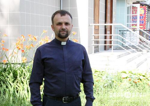 Василь Боднар: <em>«Капелани завжди були в українському війську»</em>
