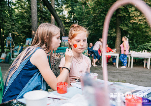 День молоді у Шепетівці завершився дискотекою