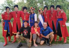 Шепетівські «Несамовиті орли» представляли Хмельниччину в грі «Джура-2019: Самарська Січ»
