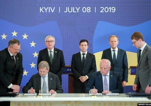 Саміт Україна-ЄС: незмінна підтримка і гроші на реформи