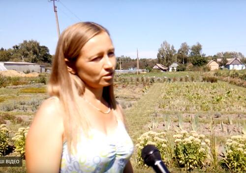 У Полонському районі екосадиба веде перманентне господарство