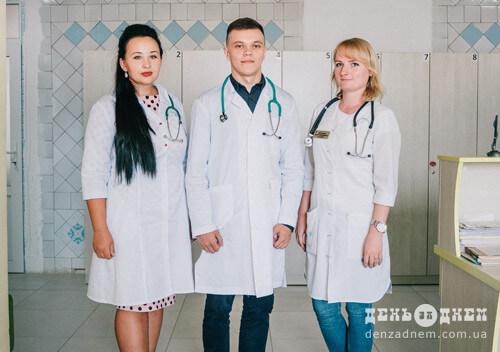 Сімейна медицина Шепетіщини «поповнилася» молодими педіатрами