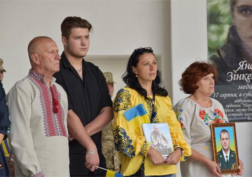 Ігорю Ляшенку із Хмельниччини посмертно присвоєно звання «Народний герой України»