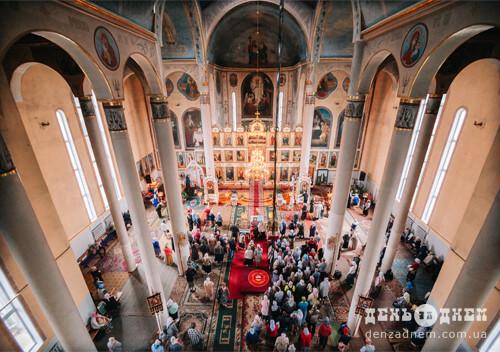 Шепетівські прочани вирушили до святої Лаври