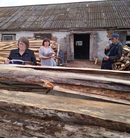На Шепетівщині шукали нелегальних працівників
