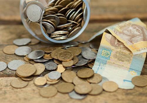 Монети номіналом 25 копійок та банкноти 1, 2 гривні старого зразка виходять з обігу