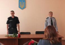 У Шепетівці офіційно представили нового начальника поліції
