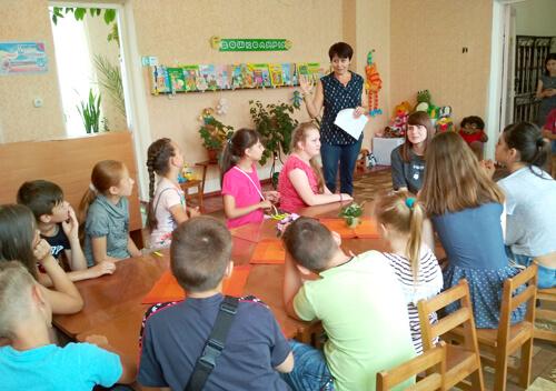 Юні шепетівчани змагалися у конкурсі лідерів читання