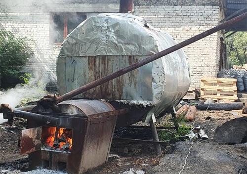 На Хмельниччині викрили підприємця, що забруднював повітря
