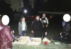 У Грицеві вночі обстежили заклади відпочинку молоді