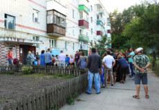 У Славуті посадовці і містяни радились, куди перевести амбулаторію із аварійного приміщення
