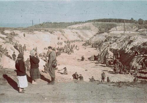 78 років тому у свято Йом кіпур почалися розстріли у Бабиному Яру