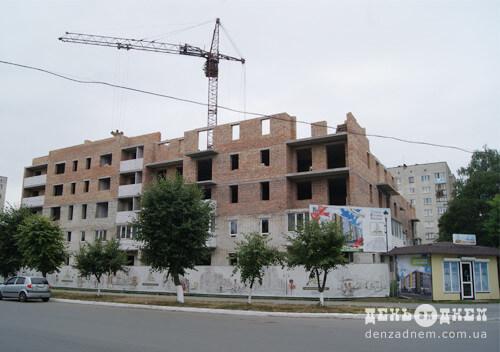 Будівельна діяльність підприємств Хмельницької області у 2020 році зросла на 50%
