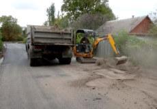 На автодорозі Шепетівка-Чуднів-Бердичів завершують ремонт