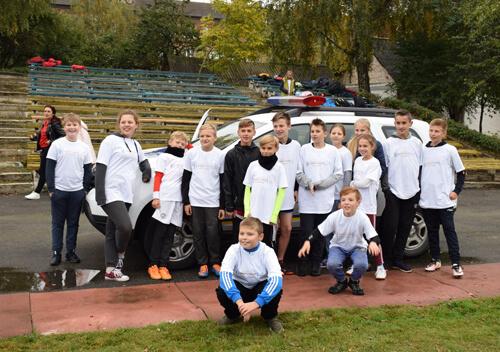 У Шепетівці розпочався фестиваль чемпіонів «Відкриті уроки футболу»