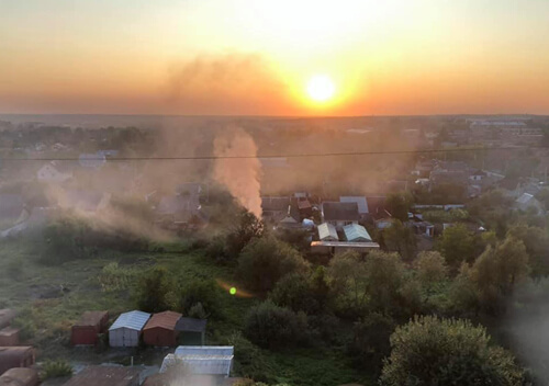 Жителям Шепетівщини, що потерпають від диму, всі співчувають, але — не врятують