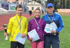 Шепетівський дільничний прибіг перший на дистанції 3000 метрів