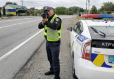 Радарів вимірювання швидкості на дорогах Хмельниччини побільшало