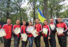 Чемпіонат області з пішохідного туризму «Листопад-2019» пройшов на Шепетівщині