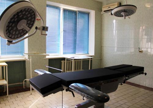 У Славуті відреконструйовано хірургічне відділення