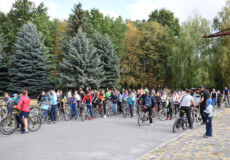 До Велодня приєдналися 150 учасників
