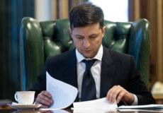 Президент України звільнив голову Хмельницької ОДА