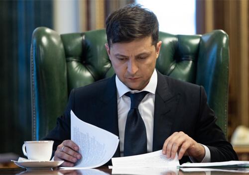 Зеленський призначив суддів на Хмельниччині