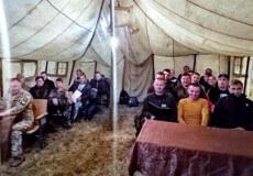 Шепетівські зенітники розпочали заняття з оперативним резервом