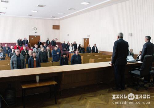 У Шепетівці депутати прийняли на баланс тепломережу та проголосували проти формули Штайнмаєра