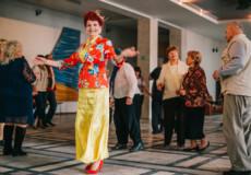 Шепетівський клуб дозвілля для літніх людей запрошує на танці