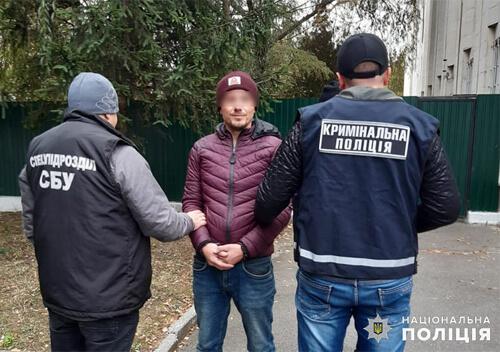 У Хмельницькому затримали кримінального «наглядача» з Молдови