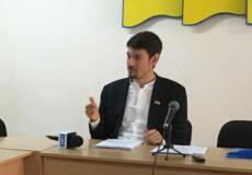 Через прогули «Слугу народу» Олексія Жмеренецького планують позбавити відшкодування витрат