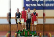 Шепетівчанин здобув срібло на чемпіонаті України з важкої атлетики